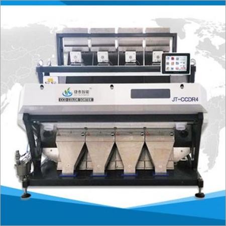 PET HDPE Plastic Sorting Machine