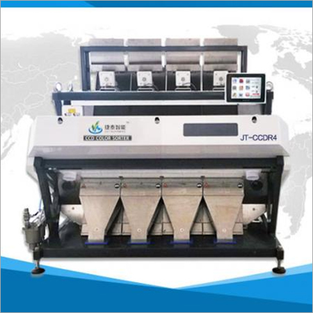 High Tech Plastic Sorting Machine
