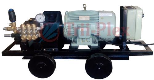 Triplex Plunger Pumps High Pressure