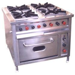 Continental Range 4-Burner-with-Oven