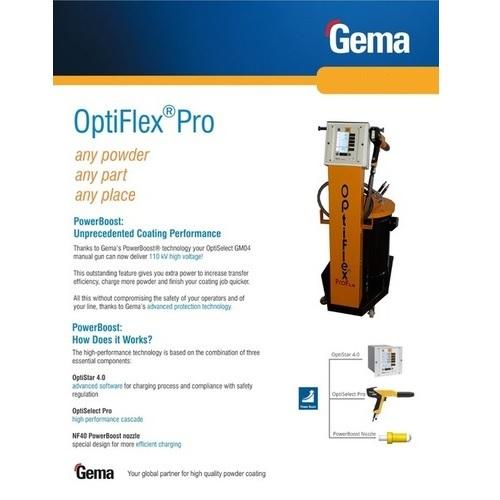 Electrostatic Powder Coating Guns