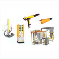 Electrostatic Powder Coating Guns