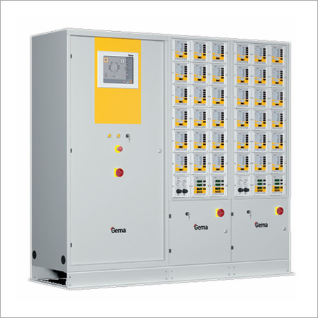 Automatic Painting Booth Panel
