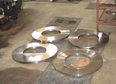 Pump Wear Plate Steel Casting