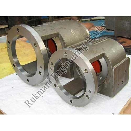 Steel Pump Bearing Housing Castings