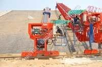 Concrete Conveyor Machine