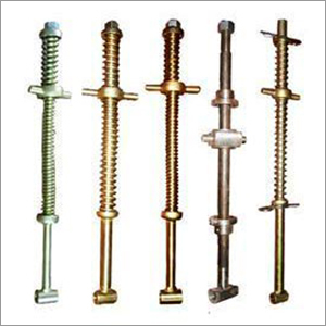 Rotavator Damper Assembly