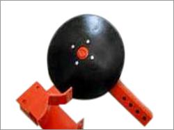 Rotavator Side Disc Assembly