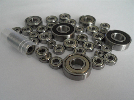 Miniature Deep Groove Ball Bearing