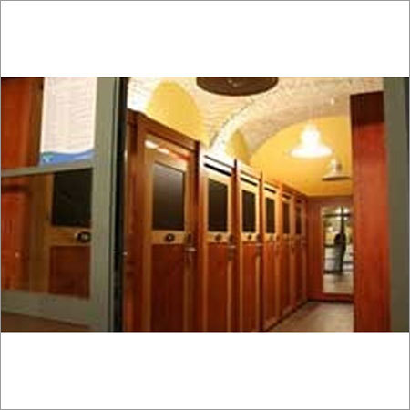 Bath Cabins for Hostels