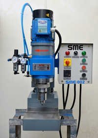 Semi Automatic Hydraulic Riveting Machine