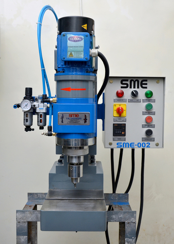Customized Orbital Riveting Machine