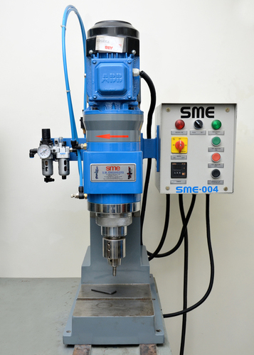Automatic Orbital Riveting Machine
