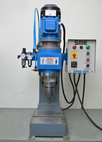 Semi Automatic Orbital Riveting Machine