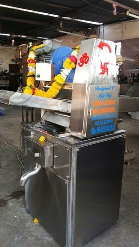 Stainless Stell Standard Sugar Cane Crusher