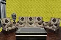 Chenille Sofa Cover Beauti