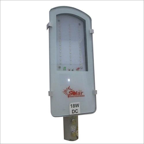 SOLAR LED STREET LIGHT 18W