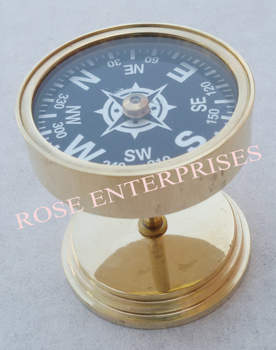 Brass Marine Ship Compass