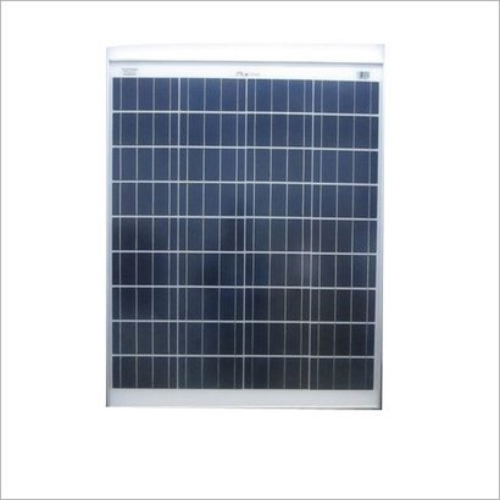 Blueish 75W 12V Solar Panel