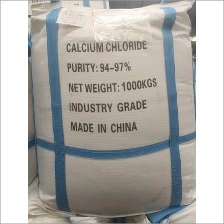 Anhydrous Calcium Chloride