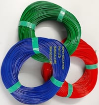 Silicone Rubber Coated Fibreglass Sleeving