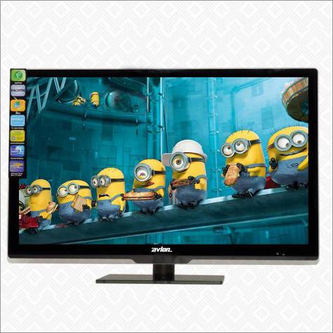 Flat Screen 24 Inch LED TV