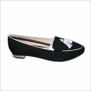 Ladies Black Casual Shoes
