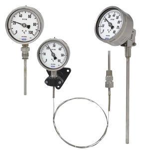 Bimetallic Dial Thermometer