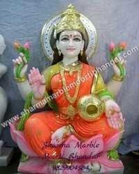 God of Maa Laxmi Statue