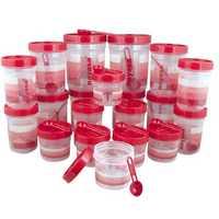 Nayasa Plastic Jars