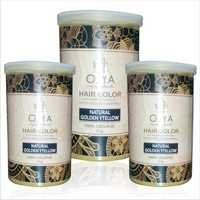 Organic Hair Color Kit