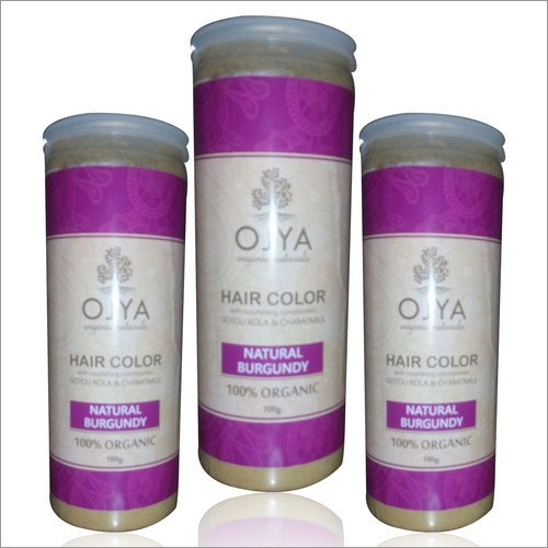 Organic Hair Color Dye