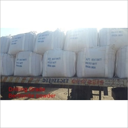 Drilling Grade Bentonite powder