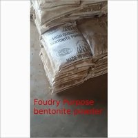 Foudry Purpose bentonite powder