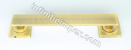 Brass Main Door Handle