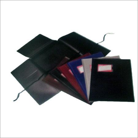 PVC Four Flap Folder