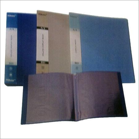 Display Book Folders