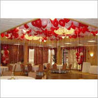 House Balloon Decoration