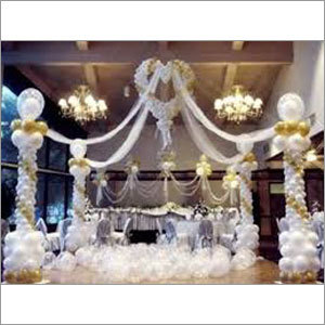 Marriage Balloon Decoration