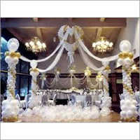 Marriage Balloon Decoration