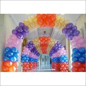 Venue Balloon Decoration