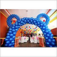 Rubber Balloon Decoration