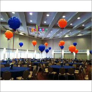 Conference Balloon Decoration