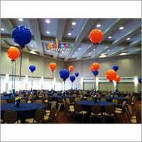 Hall Balloon Decoration