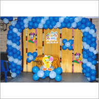Balloon Birthday Decoration