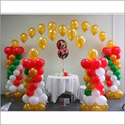 Kids Birthday Balloon Decoration