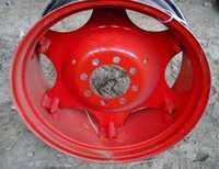 Tractor rear wheels