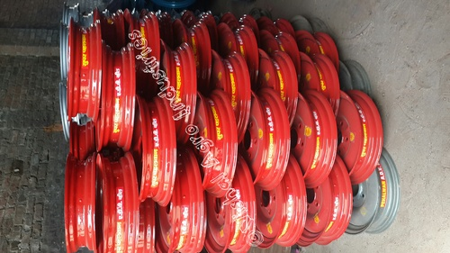 Agricultural Vehicle Wheels