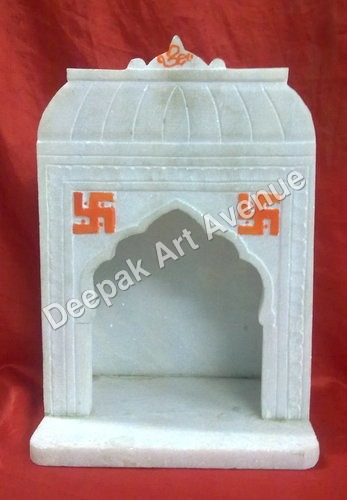 White Marble Small Temple