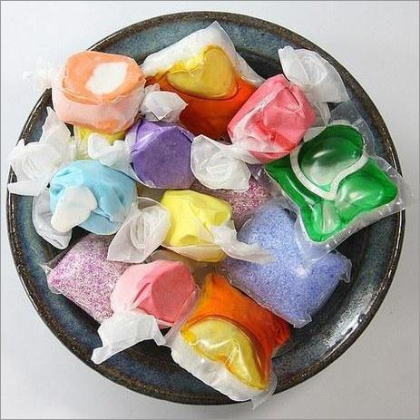 Detergent Colorant